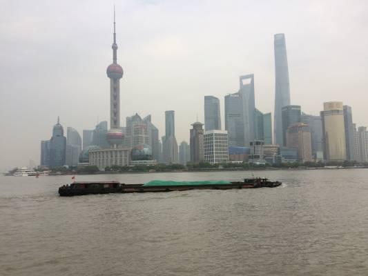 Un jour à... Pudong