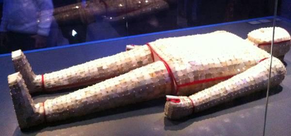 La dynastie Han aussi fondatrice que l'Empire romain
