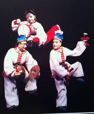Le ka-lé, les marionnettes à fils de Quanzhou (Fujian)
