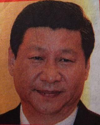 Le Président chinois Xi Jinping en France
