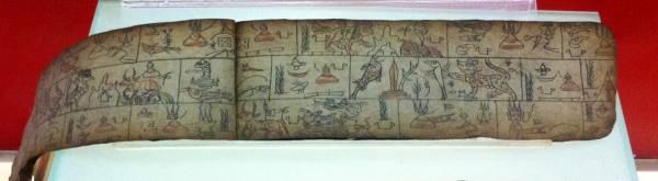 Le Naxi, une langue toute en hiéroglyphes