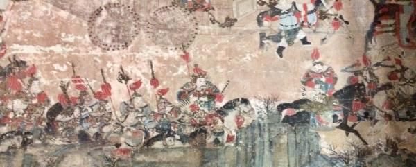 Un jour... au Temple taoïste de Tai'an