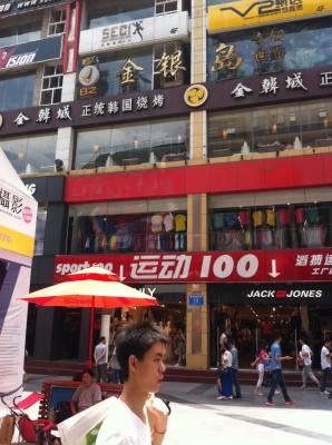 Chengdu : images d'un jour...