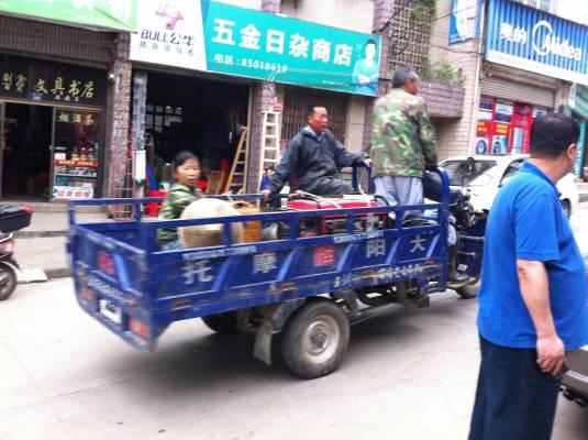 À Xiong, village du Hubei, la transformation est à l'œuvre…